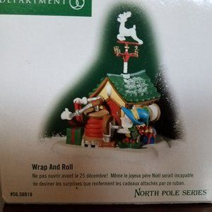 Wrap and Roll Department 56